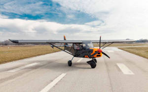 Småfly SILA 450