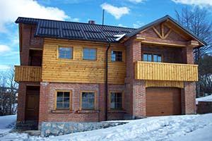 Prefabrikkerte hus (hytter)