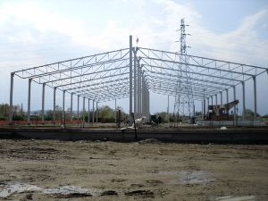 Galleri stålkonstruksjoner